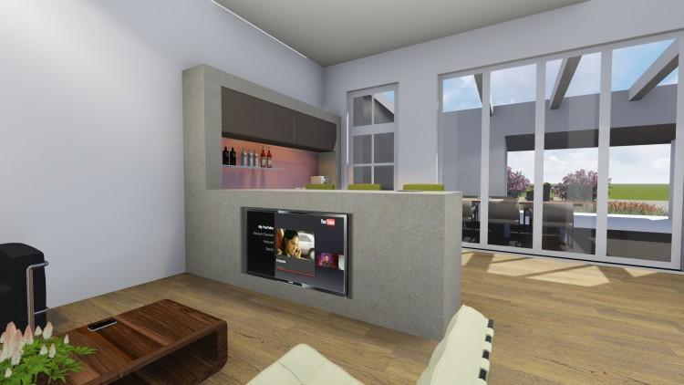 001 Tv meubel beton look