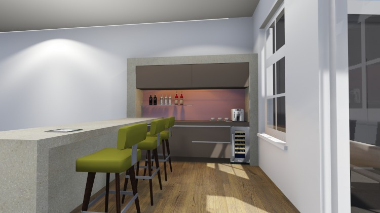 004 Bar meubel
