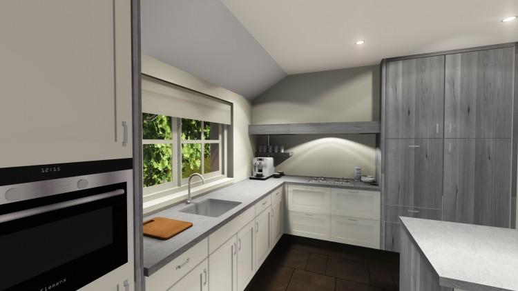 005 Klasieke Keuken
