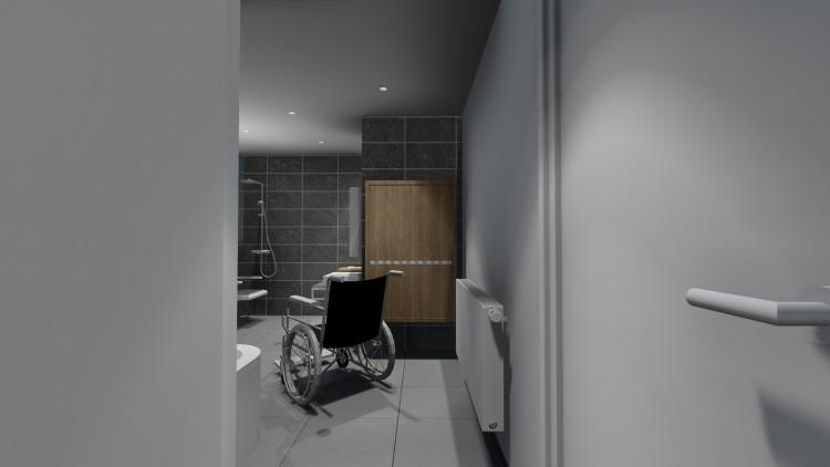 Badkamer minder valide  1