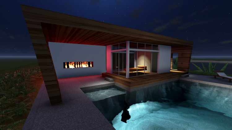 zwembad concept  4